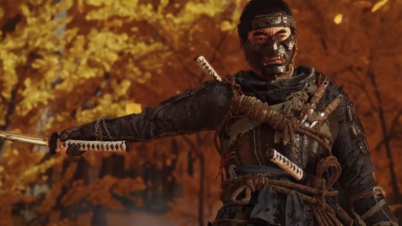 Ghost-of-Tsushima-présenté-par-Playstation-lors-d'un-State-of-Play