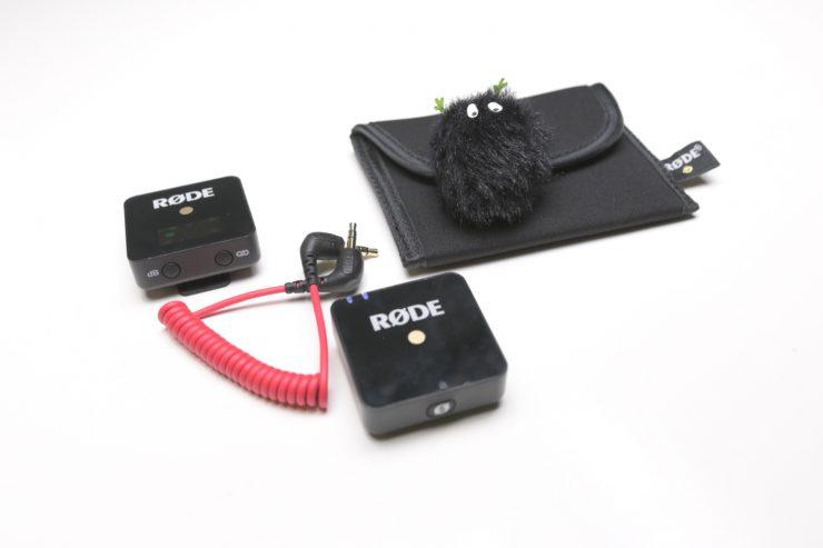 micrófono-RØDE-Wireless-Go