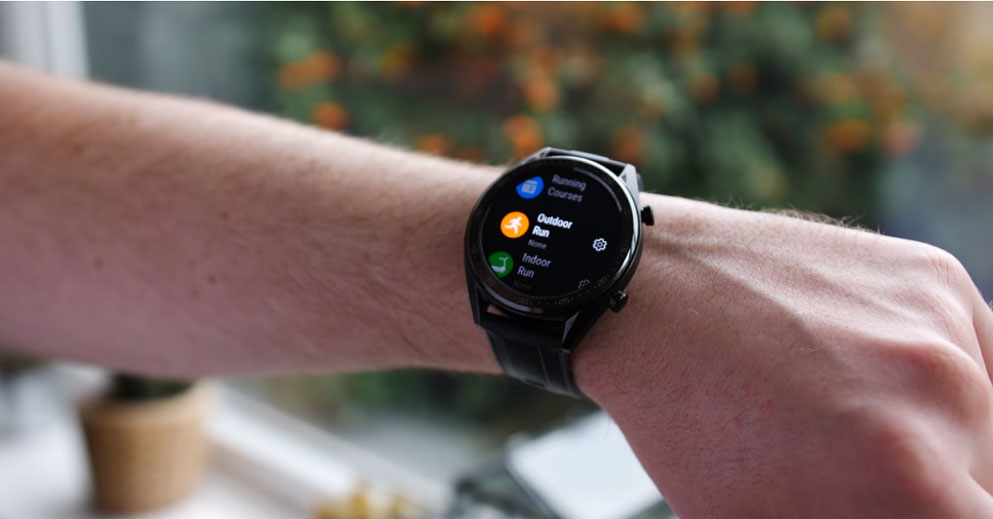 montre-connectée-Huawei-Watch-GT