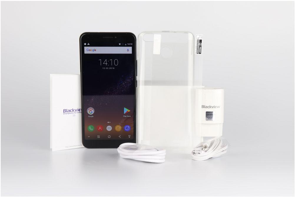 teléfono-Blackview-S6