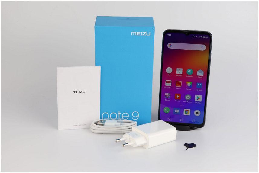 teléfono-Meizu-Note-9