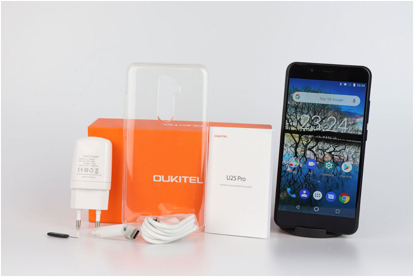 teléfono-Oukitel-U25-Pro