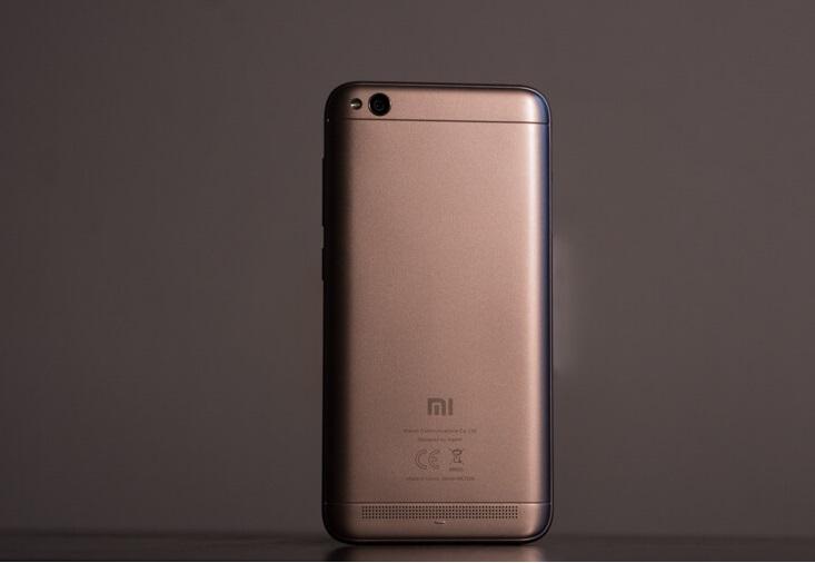teléfono-Xiaomi-Redmi-5a